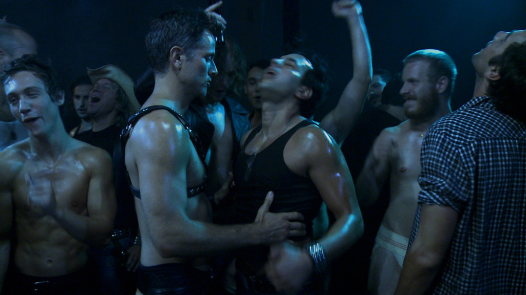 1. Interior. Leather Bar (2013, James Franco, Travis Mathews)