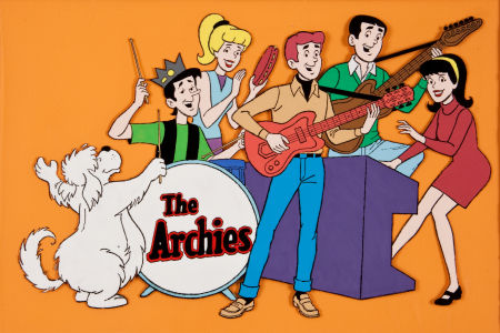 2. The Archie Show (1968-1969)
