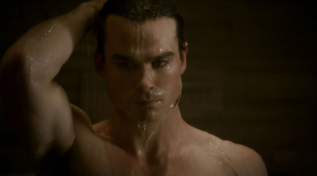 ian somerhalder shirtless vampire diaries