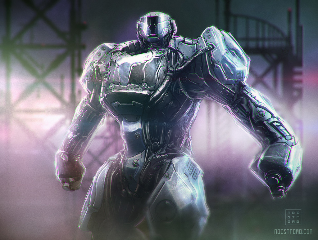 random-mech_by_noistromo_WEB